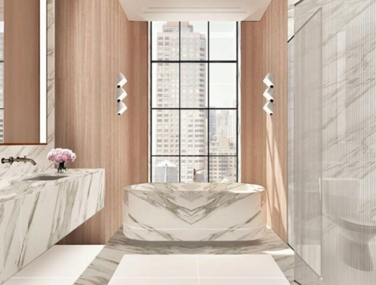 bathroom ideas Instagram's Best Interior Designers: Phenomenal Bathroom Ideas Instagrams Best Interior Designers  Phenomenal Bathroom Ideas 740x560