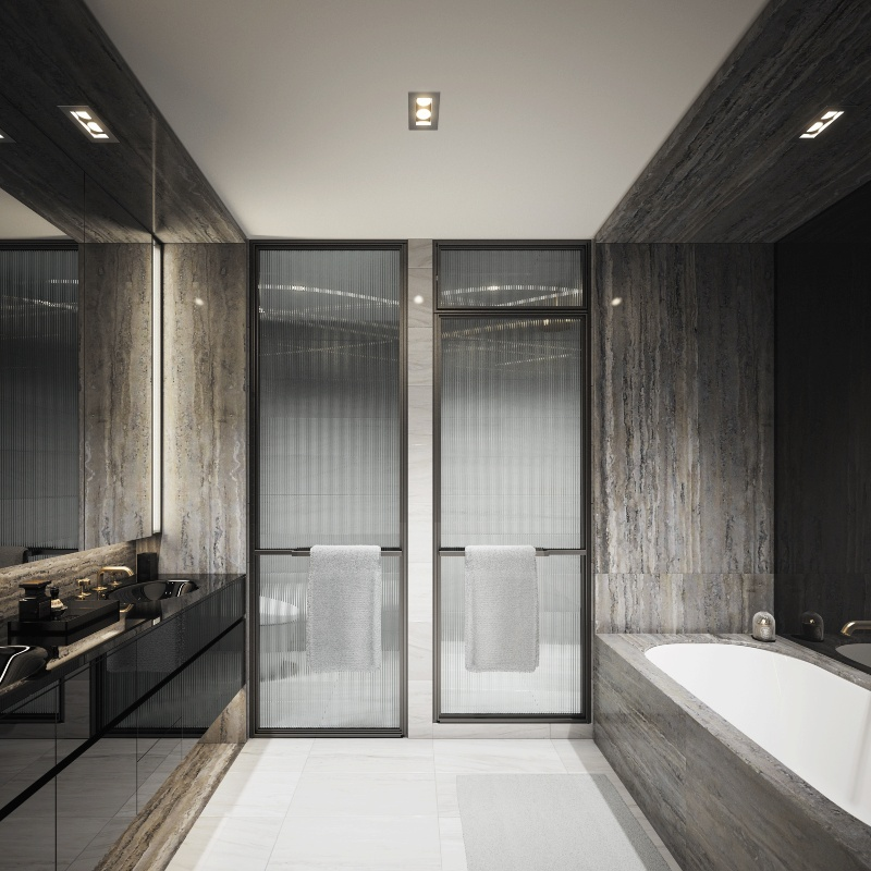 thomas juul-hansen Thomas Juul-Hansen: Staggering Bathroom Projects Thomas Juul Hansen  Staggering Bathroom Projects