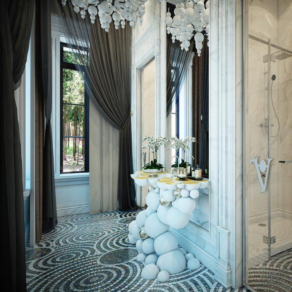 Domoff Interiors, bathroom, maison valentina, bathtub, design, interio design domoff interiors Domoff Interiors – Take Your Bathroom to the Next Level 1 1 1024x1024