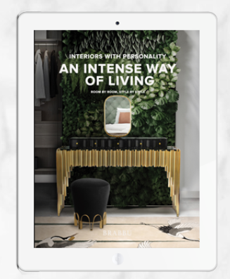 Contemporary Style, bathroom, bathtub, koi, maison valentina, brabbu, design, bathroom decor contemporary style Contemporary Style – Get Inspired by Our Favorite Bathroom Decor Ideas Contemporary Style Bathrooms