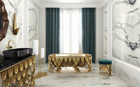 classic bathrooms, clasisc style, bathroom, bathroom design, e-book, brabbu, maison valentina, bathtub, mirror classic bathrooms Classic Bathrooms – Interiors With Personality and Elegance classic bathroom 480x300