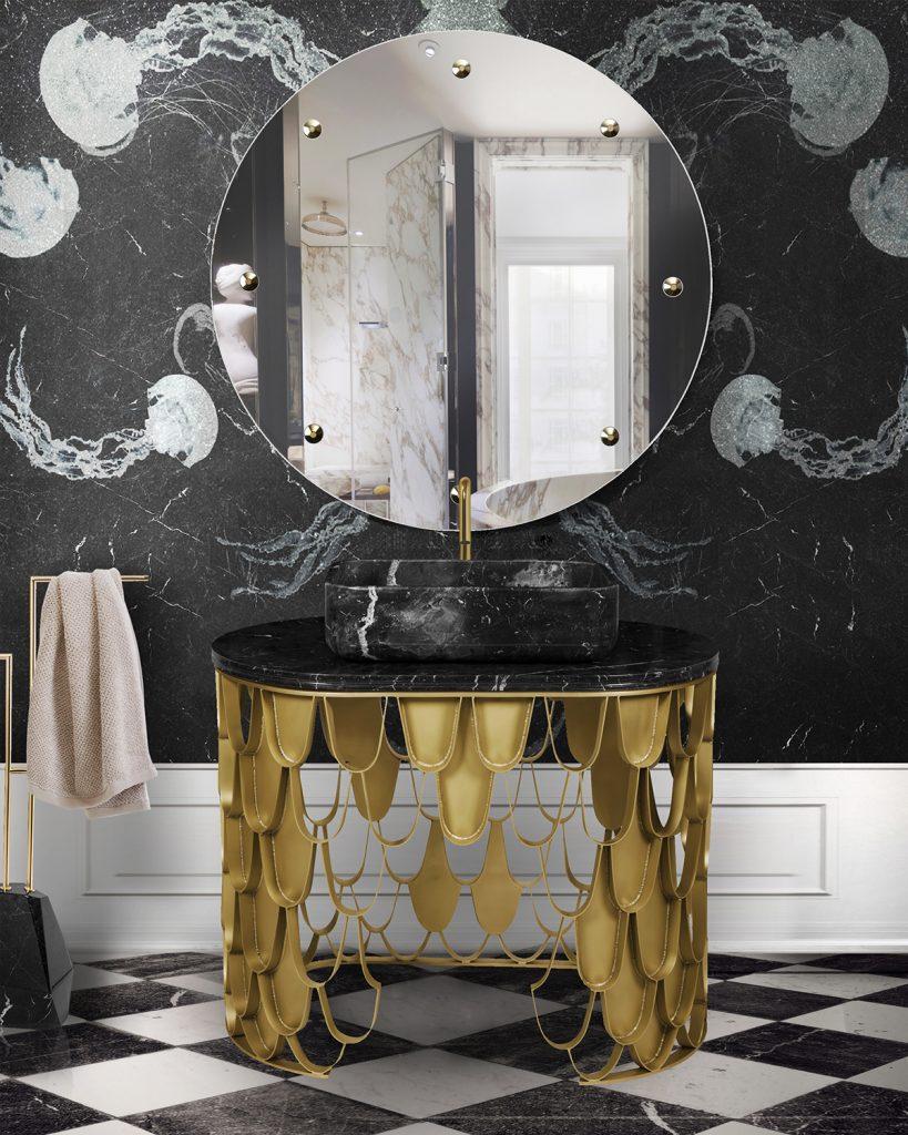 classic bathrooms, clasisc style, bathroom, bathroom design, e-book, brabbu, maison valentina, bathtub, mirror classic bathrooms Classic Bathrooms – Interiors With Personality and Elegance classic bathrooms 1 1 819x1024