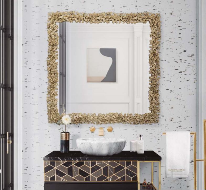classic bathrooms, clasisc style, bathroom, bathroom design, e-book, brabbu, maison valentina, bathtub, mirror classic bathrooms Classic Bathrooms – Interiors With Personality and Elegance classic bathroom 5 2