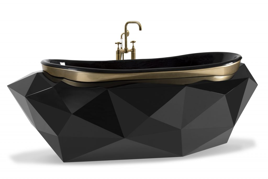 Domoff Interiors, bathroom, maison valentina, bathtub, design, interio design domoff interiors Domoff Interiors – Take Your Bathroom to the Next Level diamond bathtub 2 HR 1024x683