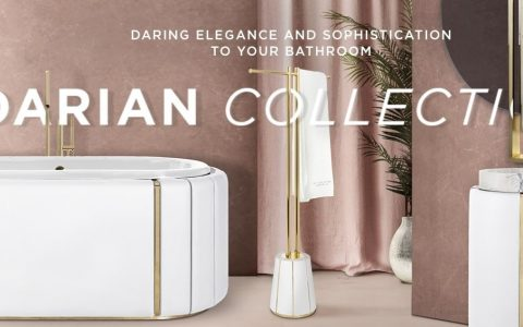 darian collection Daring Elegance and Sophistication on Your Bathroom: Darian Collection Darian Collection 4 480x300
