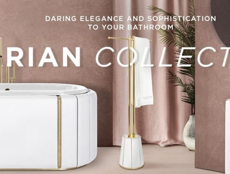 darian collection Daring Elegance and Sophistication on Your Bathroom: Darian Collection Darian Collection 4 740x560