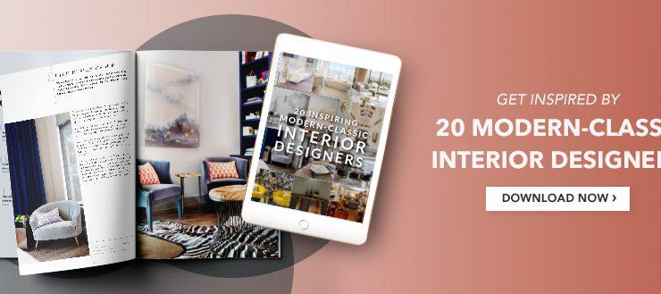 modern-classic style 20 Interior Designers Who Rock the Modern-Classic Style modern classic banner artigo2 1 740x329