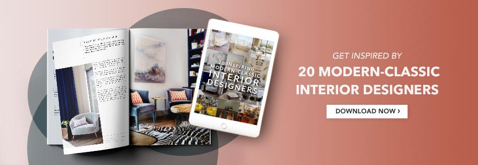 modern-classic style 20 Interior Designers Who Rock the Modern-Classic Style modern classic banner artigo2