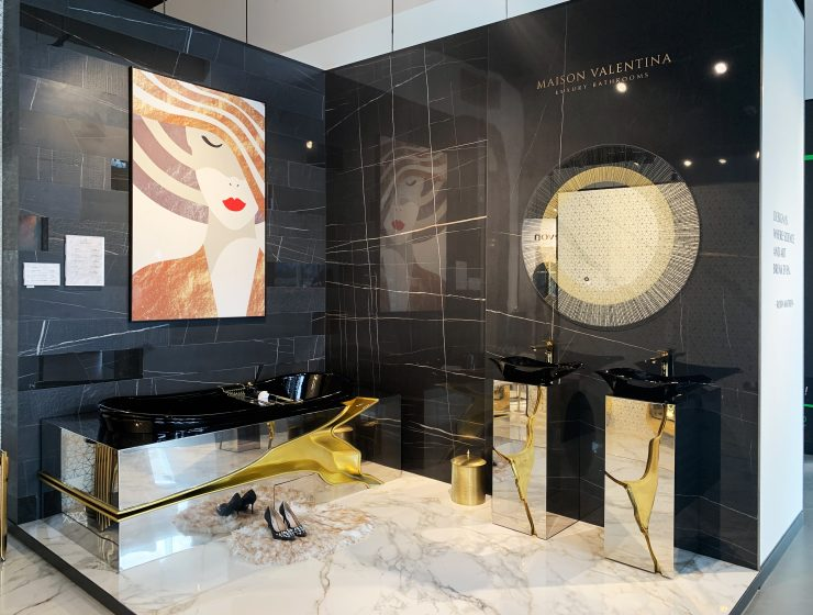 casa milano 5 Top Products You Must Check at Casa Milano, Dubai's Trendiest Bathrooms Showroom Casa Milano Showroom Dubai 1 740x560