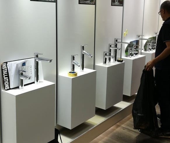 Classic Luxury, tile, bathroom, tiles,  maison valentina, Gessi, Hansgrohe, Grohe, Duravit  classic luxury Classic Luxury – Discover the Leading Bathroom Store and Tile Supplier in South Africa Hansgrohe section at our Classic Cape Town showroom 2