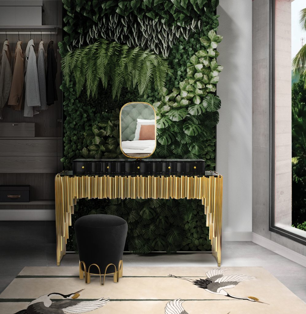 Bathroom inspirations, inspirations, maison valentina, design, bathroom bathroom inspirations Room by Room Maison Valentina: Hundreds of Bathroom Inspirations in One Single Place Symphony dressing table  Room by Room MV 997x1024