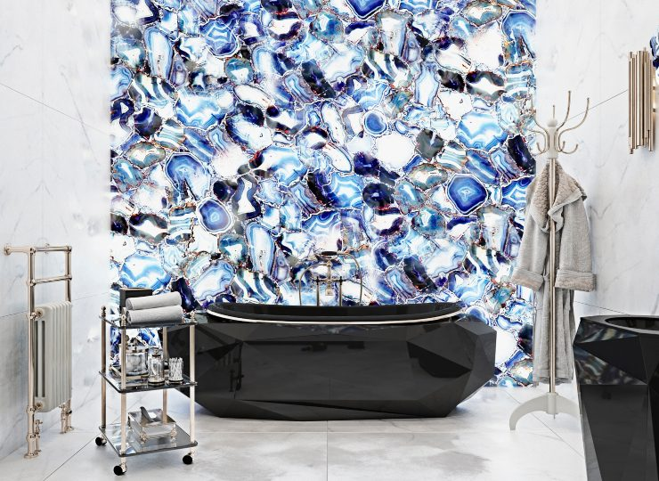 luxury bathroom Luxury Bathrooms to Obsess Over Luxury Bathrooms to Obsess Over CAPA 740x540