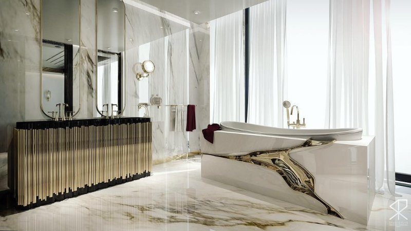 Modern Bathroom Inspirations for your Homes modern bathroom Modern Bathroom Inspirations for your Home Modern Bathroom Inspirations for your Homes 4