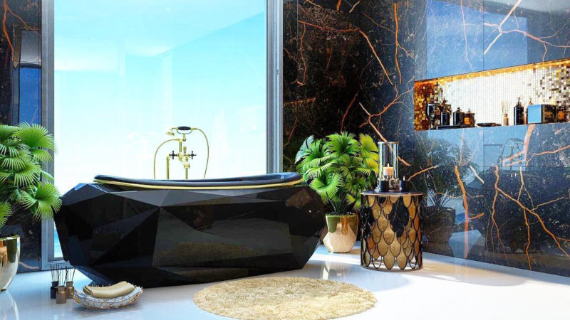 Modern Bathroom Inspirations for your Homes modern bathroom Modern Bathroom Inspirations for your Home Modern Bathroom Inspirations for your Homes 5