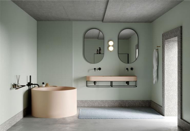 2021 Bathroom trends