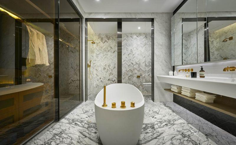 20 Fabulous Bathroom & Closet Designs from Shanghai Interior Designers bathroom 20 Fabulous Bathroom & Closet Designs from Shanghai Interior Designers 20 Fabulous Bathroom Closet Designs from Shanghai Interior Designers 18