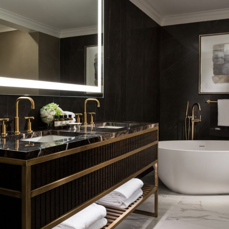 20 Fabulous Bathroom & Closet Designs from Shanghai Interior Designers bathroom 20 Fabulous Bathroom & Closet Designs from Shanghai Interior Designers 20 Fabulous Bathroom Closet Designs from Shanghai Interior Designers 3