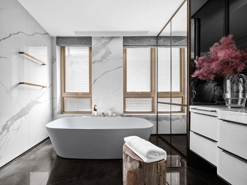 20 Fabulous Bathroom & Closet Designs from Shanghai Interior Designers bathroom 20 Fabulous Bathroom & Closet Designs from Shanghai Interior Designers 20 Fabulous Bathroom Closet Designs from Shanghai Interior Designers 8