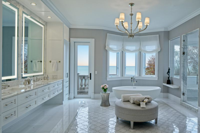 Bathroom Designs Around the World - 20 Projects from Chicago bathroom designs Bathroom Designs Around the World – 20 Projects from Chicago Bathroom Designs Around the World 20 Projects from Chicago 16