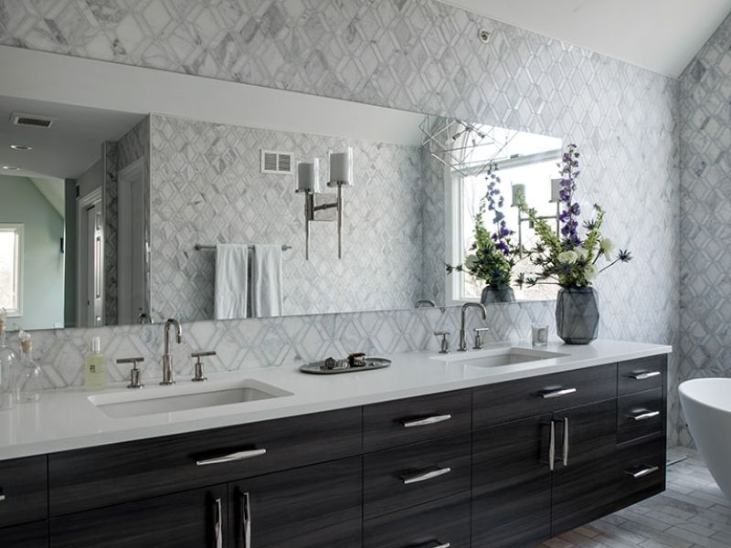 Bathroom Designs Around the World - 20 Projects from Chicago bathroom designs Bathroom Designs Around the World – 20 Projects from Chicago Bathroom Designs Around the World 20 Projects from Chicago 17