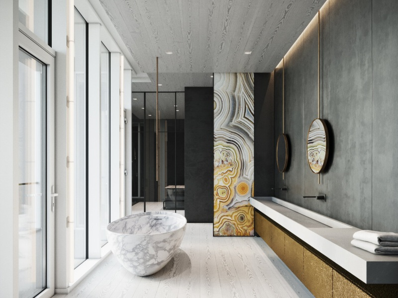 Bathroom Designs Around the World - 20 Projects from Chicago bathroom designs Bathroom Designs Around the World – 20 Projects from Chicago Bathroom Designs Around the World 20 Projects from Chicago 5