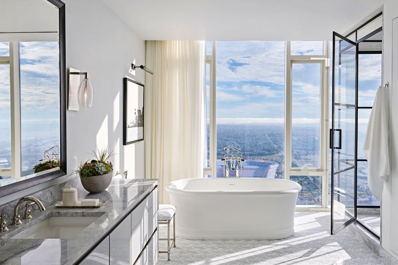 Bathroom Designs Around the World - 20 Projects from Chicago bathroom designs Bathroom Designs Around the World – 20 Projects from Chicago Bathroom Designs Around the World 20 Projects from Chicago 9 2