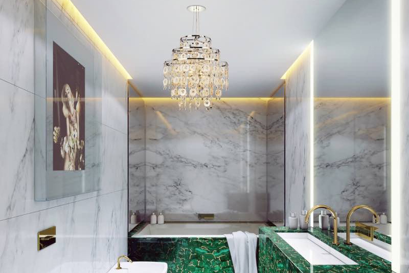 Contemporary bathroom ideas from the finest Zurich Interior Designers zurich interior designers Contemporary bathroom ideas from the finest Zurich Interior Designers DASHA