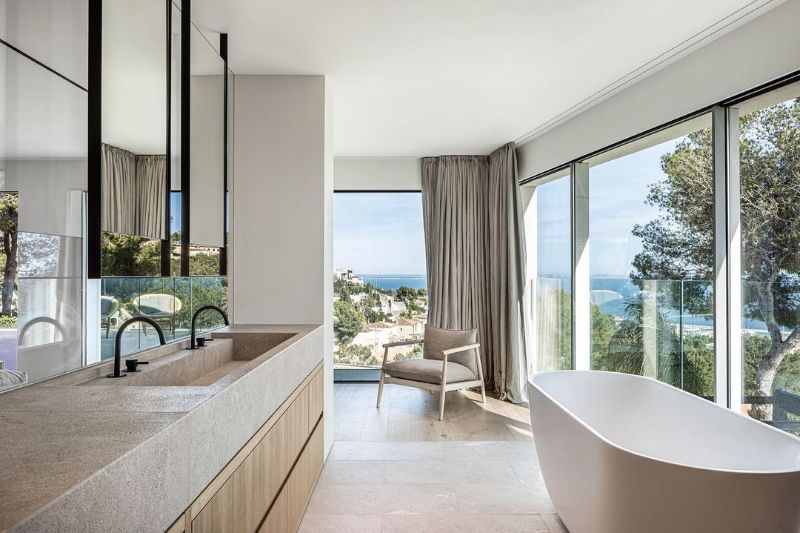 Fresh Bathroom Ideas by Top 20 Palma de Mallorca Interior Designers to Relax In palma de mallorca interior designers Fresh Bathroom Ideas by Top 20 Palma de Mallorca Interior Designers to Relax In Fresh Bathroom Ideas by Top 20 Palma de Mallorca Interior Designers to Relax In NEGRE