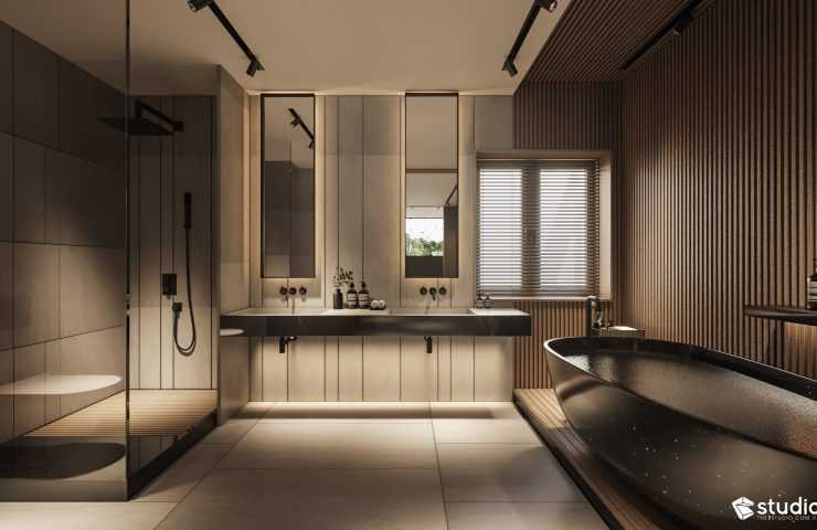 Ho Chi Minh - 20 Triumphant Bathroom Designs from Vietnam
