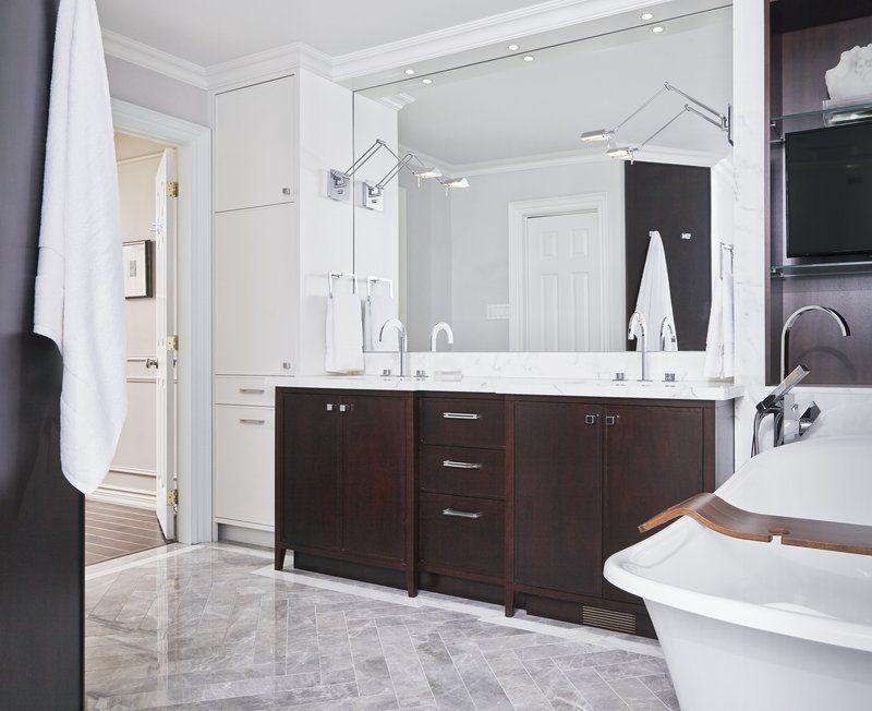 Toronto's Best Interior Designers toronto's best interior designers Toronto's Best Interior Designers Inspire us With the Best Bathrooms Torontos Top Interior Designers Laura Stein Interiors