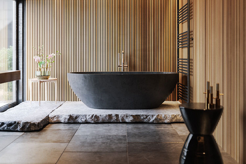 Contemporary bathroom ideas from the finest Zurich Interior Designers zurich interior designers Contemporary bathroom ideas from the finest Zurich Interior Designers otta