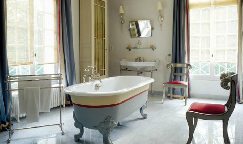 Fascinating Bathrooms from the best Interior Designers of Paris  fascinating bathrooms from the best interior designers of paris Fascinating Bathrooms from the best Interior Designers of Paris 11
