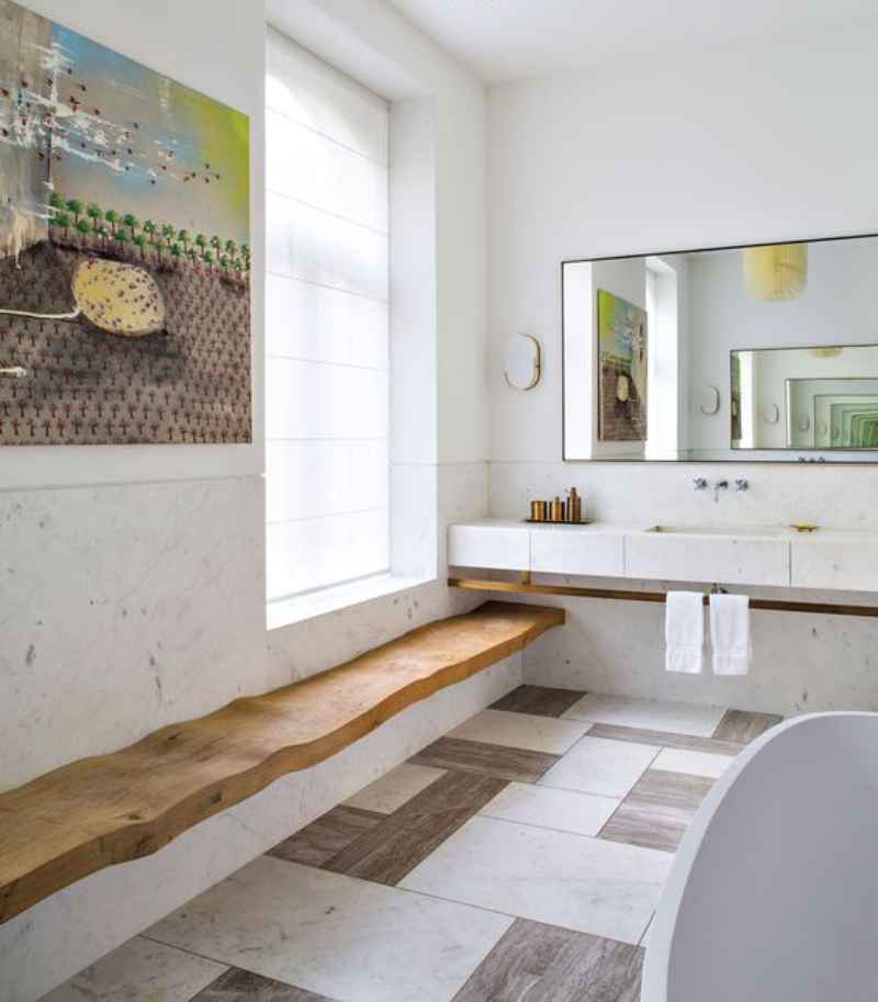 Fascinating Bathrooms from the best Interior Designers of Paris  fascinating bathrooms from the best interior designers of paris Fascinating Bathrooms from the best Interior Designers of Paris 15