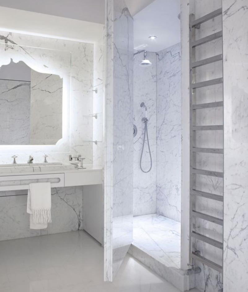 Fascinating Bathrooms from the best Interior Designers of Paris  fascinating bathrooms from the best interior designers of paris Fascinating Bathrooms from the best Interior Designers of Paris 17