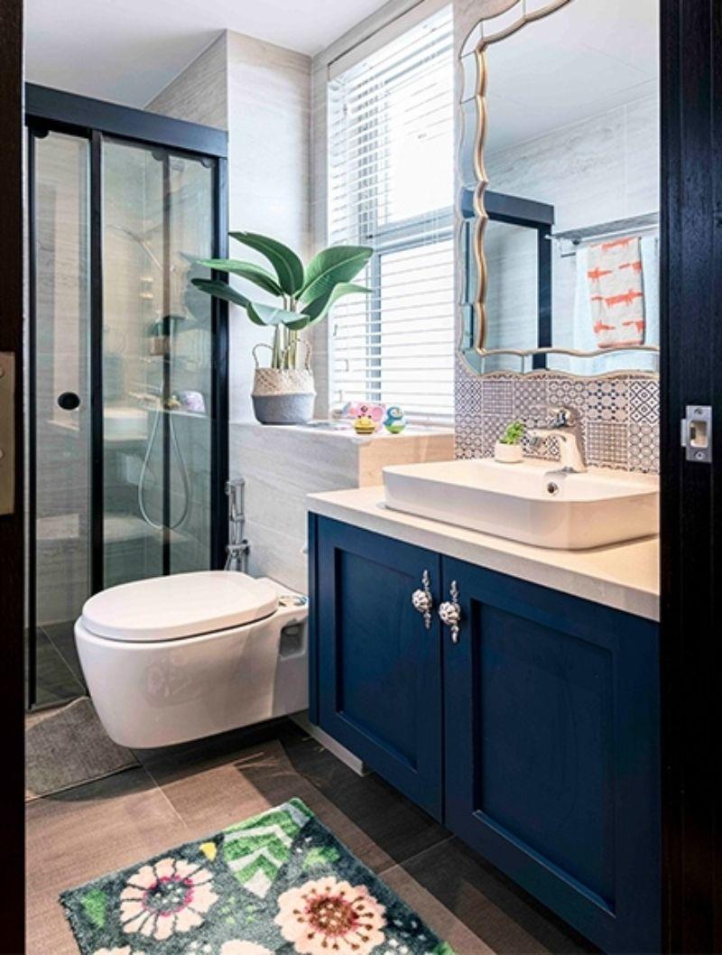 20 Bathroom Creative Choices by Top Singapore Interior Designers singapore interior designers 20 Bathroom Creative Choices by Top Singapore Interior Designers 20 Bathroom Creative Choices by Top Singapore Interior Designers AIDEN 1 2
