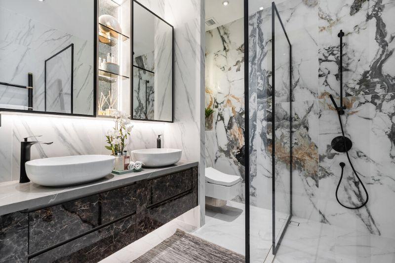 20 Bathroom Creative Choices by Top Singapore Interior Designers singapore interior designers 20 Bathroom Creative Choices by Top Singapore Interior Designers 20 Bathroom Creative Choices by Top Singapore Interior Designers ARETE 1