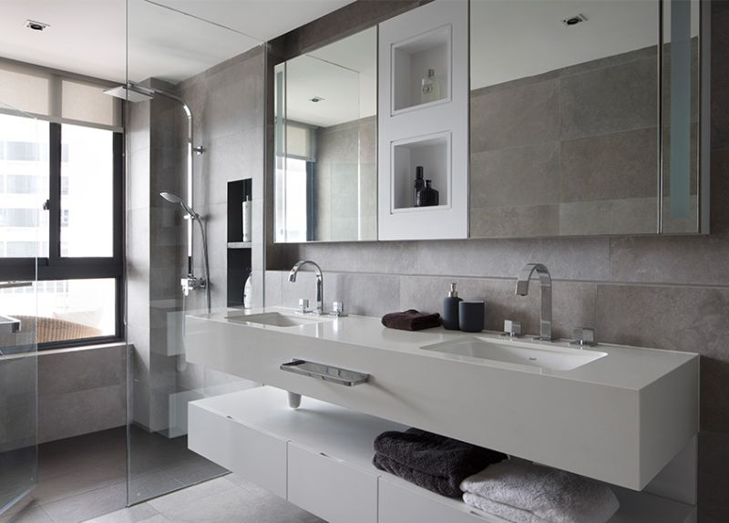 20 Bathroom Creative Choices by Top Singapore Interior Designers singapore interior designers 20 Bathroom Creative Choices by Top Singapore Interior Designers 20 Bathroom Creative Choices by Top Singapore Interior Designers NEU 1