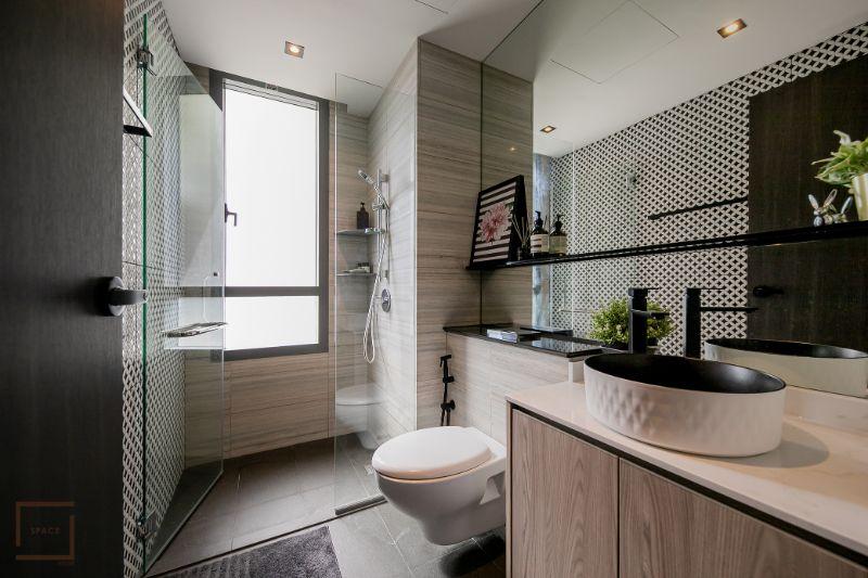 20 Bathroom Creative Choices by Top Singapore Interior Designers singapore interior designers 20 Bathroom Creative Choices by Top Singapore Interior Designers 20 Bathroom Creative Choices by Top Singapore Interior Designers SPACE 2