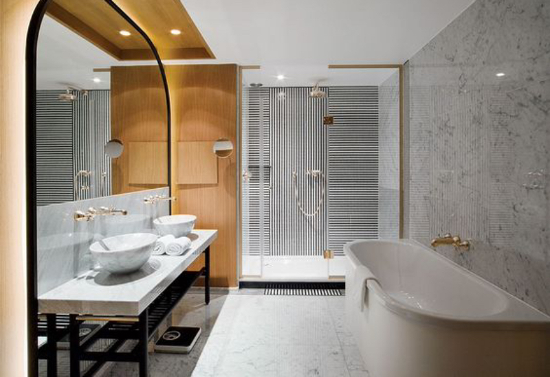 Fascinating Bathrooms from the best Interior Designers of Paris  fascinating bathrooms from the best interior designers of paris Fascinating Bathrooms from the best Interior Designers of Paris 5