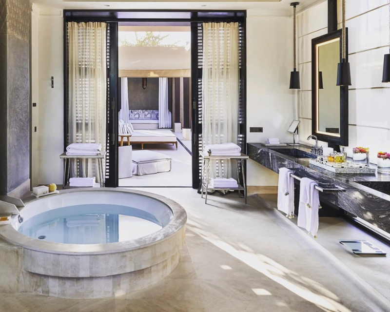 Fascinating Bathrooms from the best Interior Designers of Paris  fascinating bathrooms from the best interior designers of paris Fascinating Bathrooms from the best Interior Designers of Paris 7