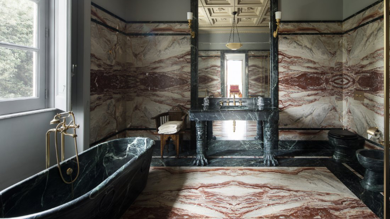 Fascinating Bathrooms from the best Interior Designers of Paris  fascinating bathrooms from the best interior designers of paris Fascinating Bathrooms from the best Interior Designers of Paris 8