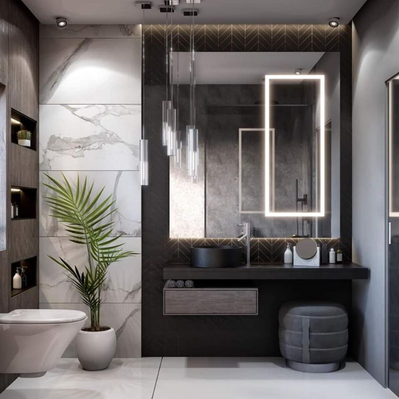 Remarkable Bathrooms Trends from New Delhi Interior Designers new delhi interior designers Remarkable Bathrooms Trends from New Delhi Interior Designers Remarkable Bathrooms Trends from New Delhi Interior Designers BLUBUILD