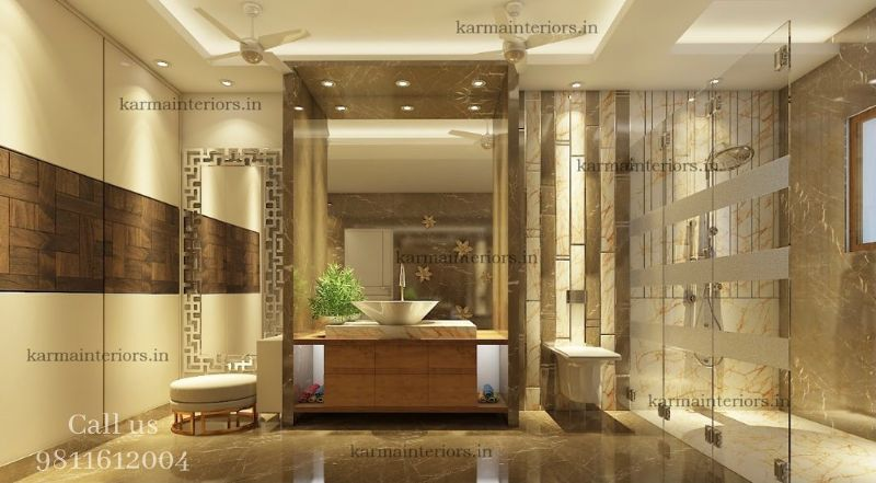 Remarkable Bathrooms Trends from New Delhi Interior Designers new delhi interior designers Remarkable Bathrooms Trends from New Delhi Interior Designers Remarkable Bathrooms Trends from New Delhi Interior Designers KARMA2