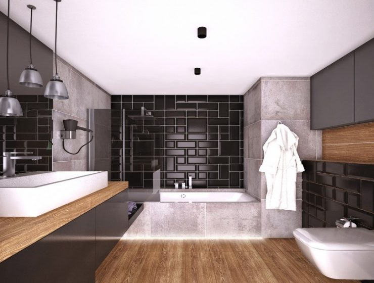 10 Unique Bathroom Projects From Warsaw Interior Designers warsaw 10 Unique Bathroom Projects From Warsaw Interior Designers justyna2 1 740x560