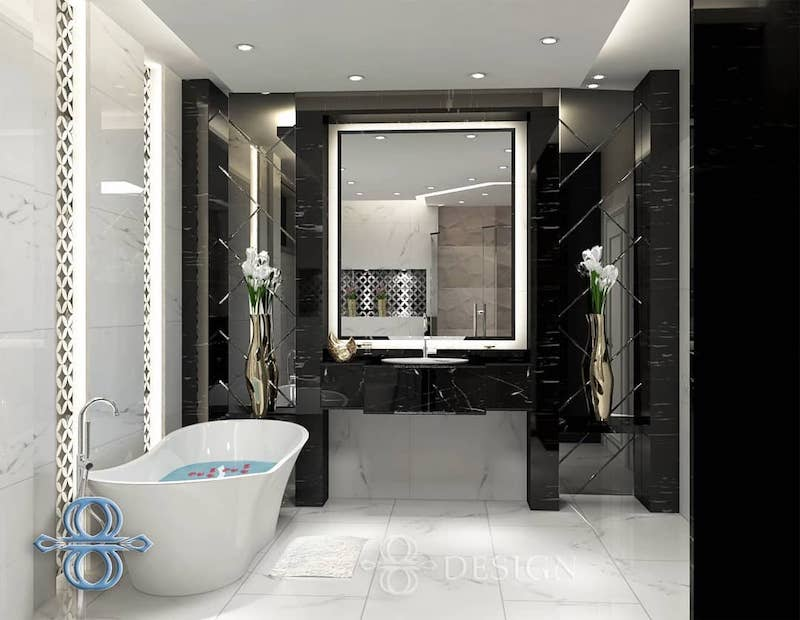Abu Dhabi Projects abu dhabi projects Bathroom Inspiration from Abu Dhabi Interior Design Projects 10 Abu Dhabi Projects 1