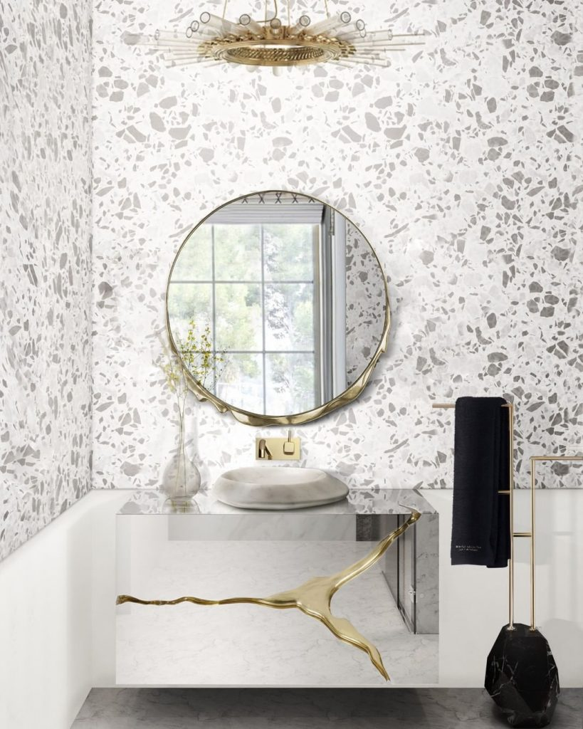 Towel Rack bathroom ideia towel rack Towel Rack: A Straightforward Way to Modify your Luxury Bathroom 146740512 218847013301736 2865613641340935475 n 819x1024