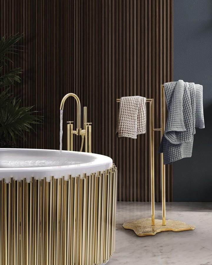 Eden Towel Rack  towel rack Towel Rack: A Straightforward Way to Modify your Luxury Bathroom 148268962 1228414777554234 3084034788287936605 n