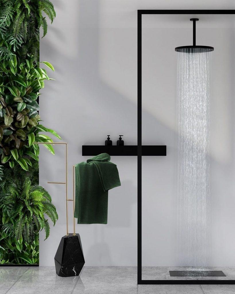 Diamond Towel Rack  towel rack Towel Rack: A Straightforward Way to Modify your Luxury Bathroom 156322752 1157563328090127 6612587625954329781 n 819x1024