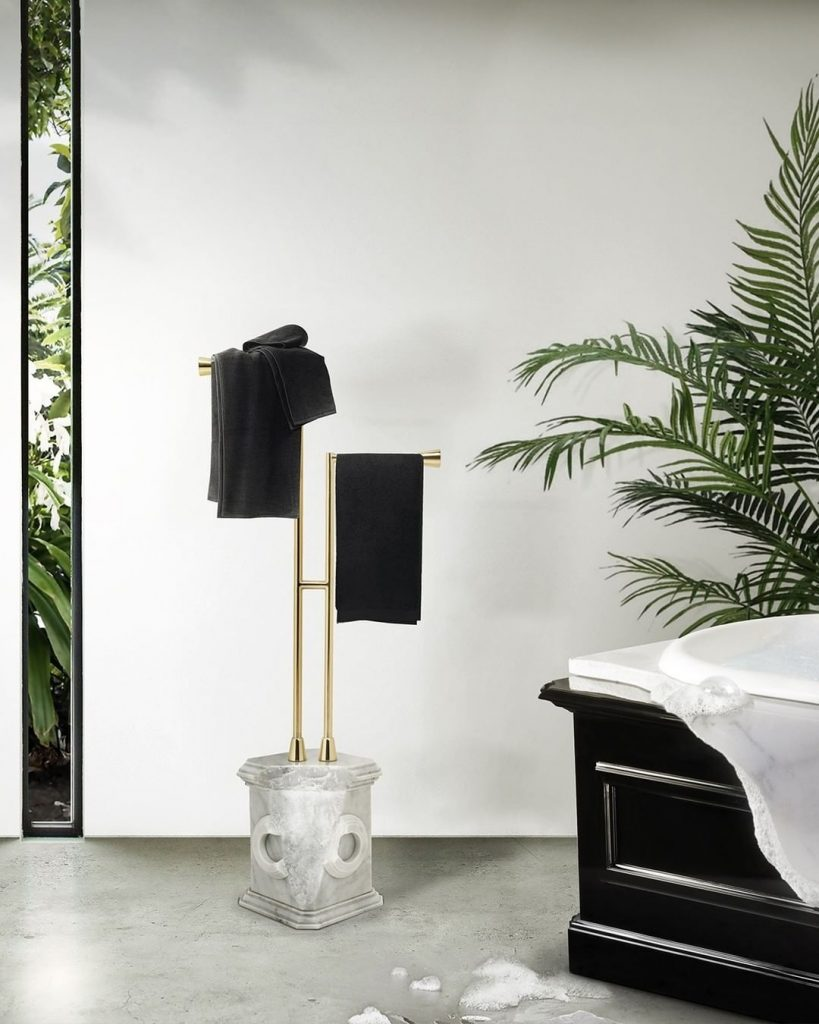 Towel Rack Petra  towel rack Towel Rack: A Straightforward Way to Modify your Luxury Bathroom 161460454 491395655567371 2327478790717583120 n 819x1024