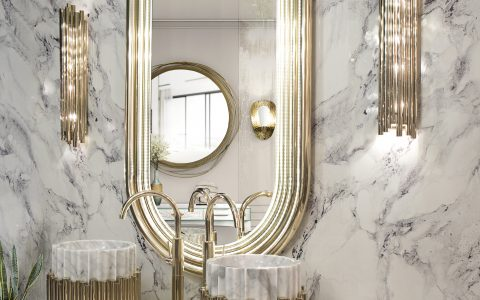 marble bathroom Marble Bathroom: 5 Luxury Incredible Ideas 23 colosseum mirror symphony freestand maison valentina HR 480x300